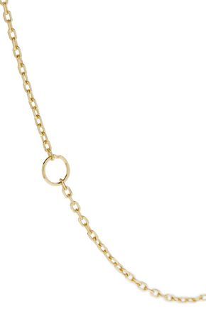 IRIS & INK Margaret 18-karat gold-plated sterling silver bracelet