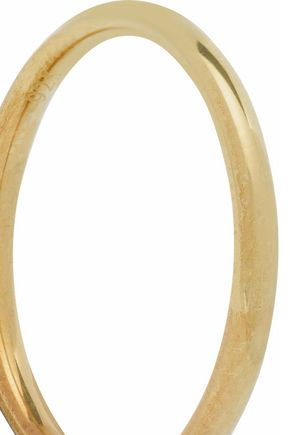 IRIS & INK Eleanor 18-karat gold-plated sterling silver ring