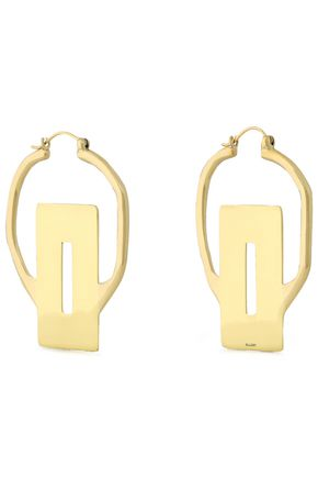 ELLERY Gold-tone earrings