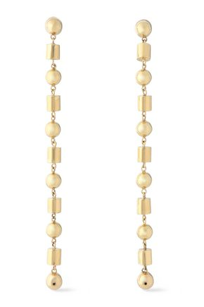 ELLERY Gold-tone earrings