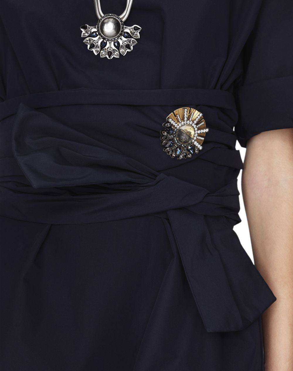 """COSMIC"" BROOCH-NECKLACE - Lanvin"