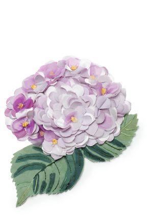 DOLCE & GABBANA Floral-appliquéd