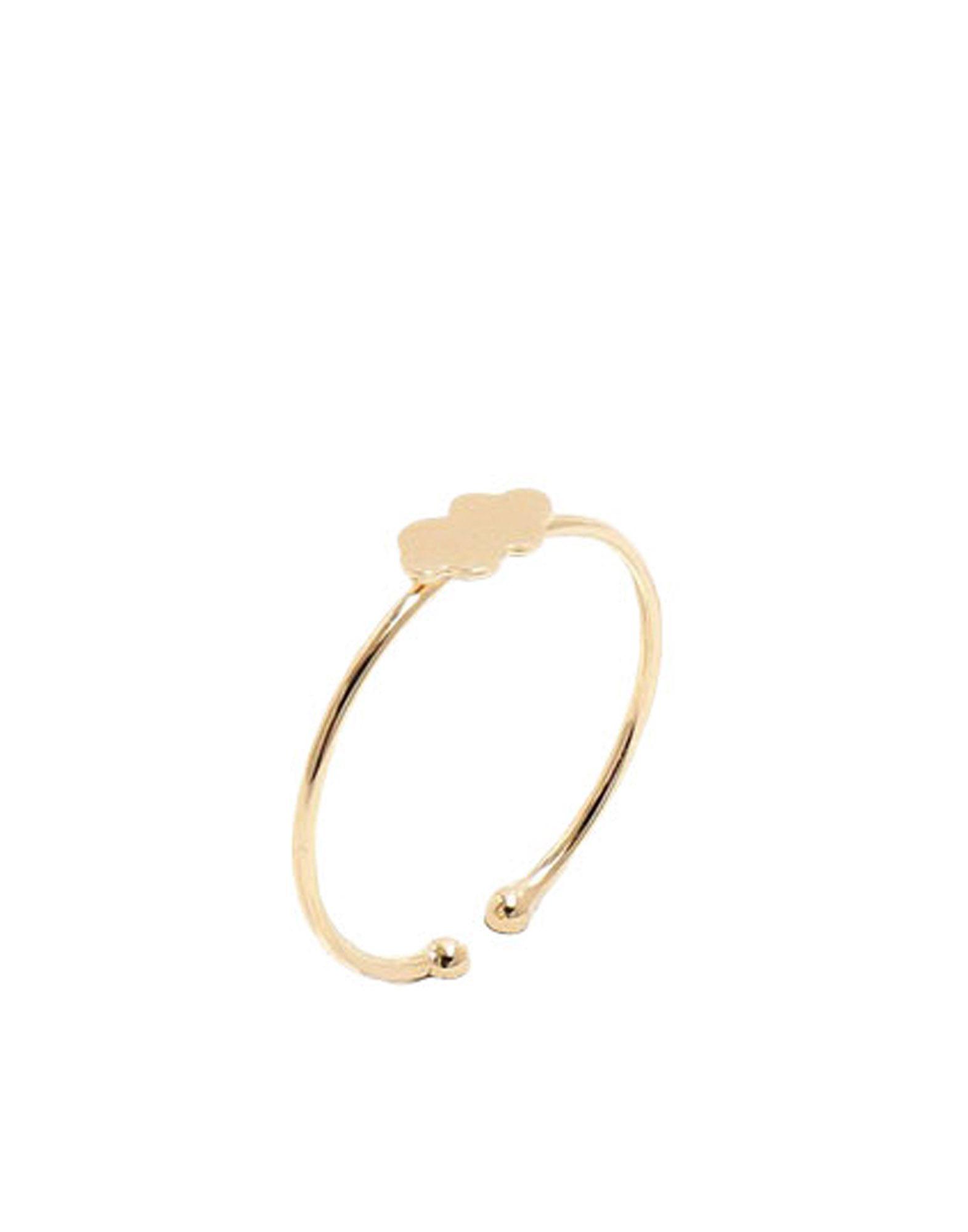 《送料無料》TITLEE レディース 指輪 ゴールド one size 真鍮/ブラス