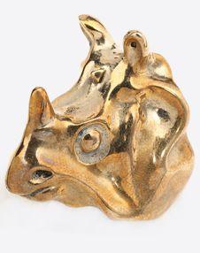 Rhinoceros Ring