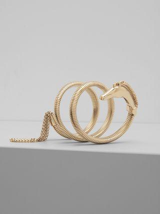 Arizona snake bracelet