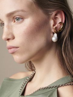 Darcey Baroque earrings