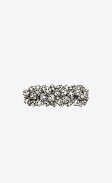 SMOKING Bracelet with diamanté balls
