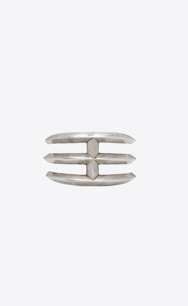 TRIBAL Trident bracelet in metal