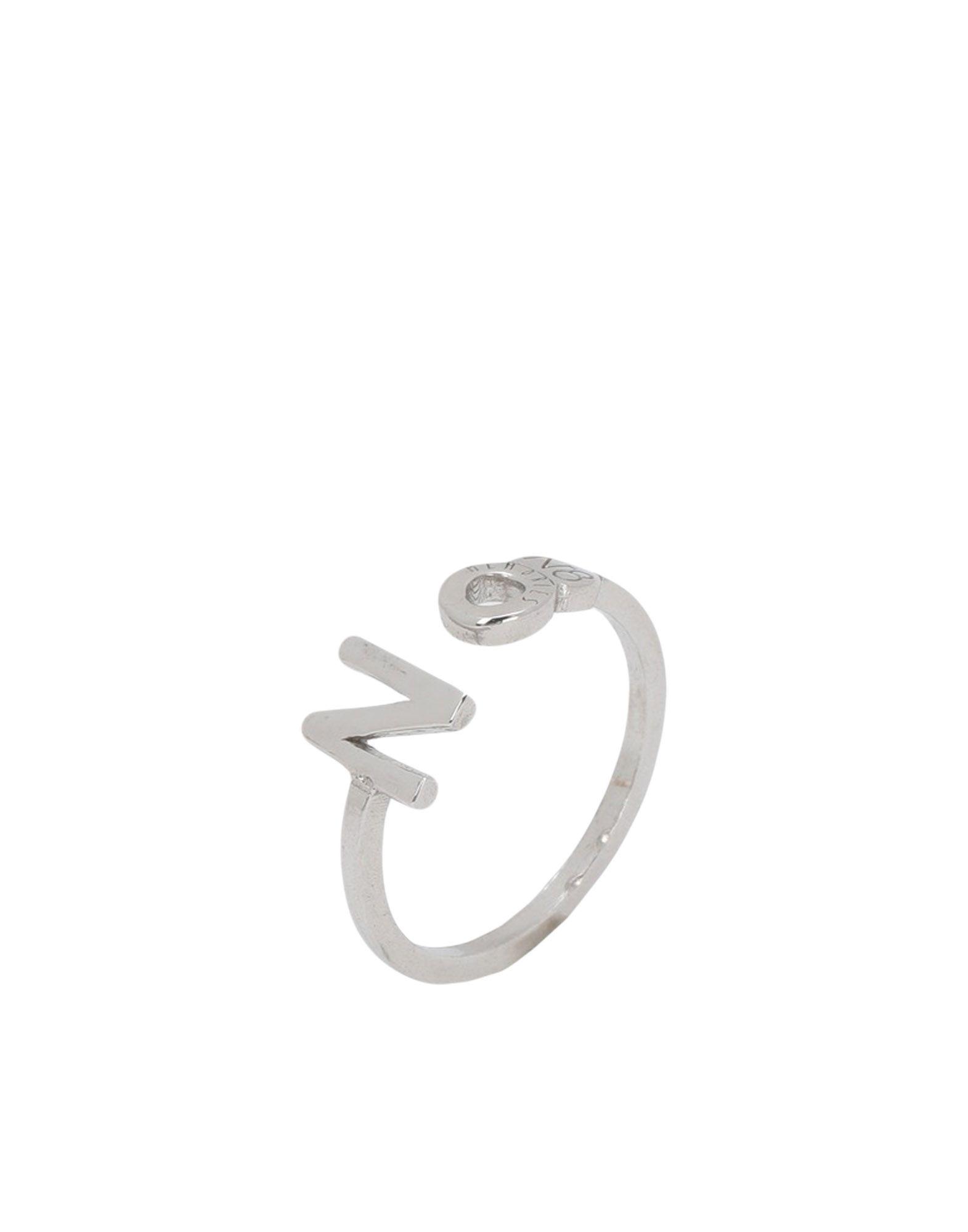 《セール開催中》FIRST PEOPLE FIRST レディース 指輪 シルバー one size シルバー925/1000 RING-LETTERING-STICK