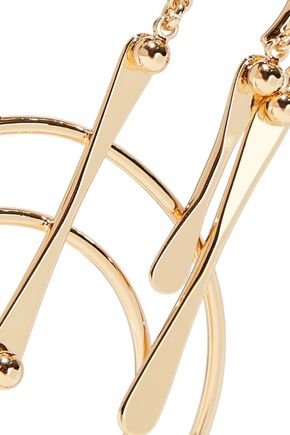 DANNIJO Kammy gold-tone necklace