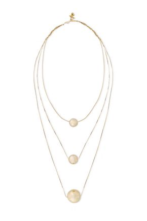 ROSANTICA Gold-tone necklace