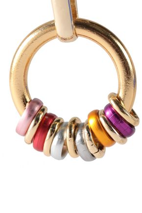 ROSANTICA Gold-tone earrings