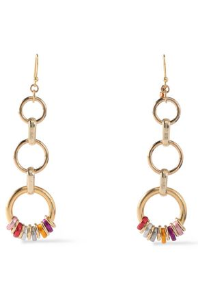 ROSANTICA Gold-tone earrings