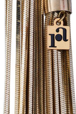 ROSANTICA Lussuria gold-tone tassel earrings