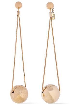 ROSANTICA Superbia gold-tone earrings