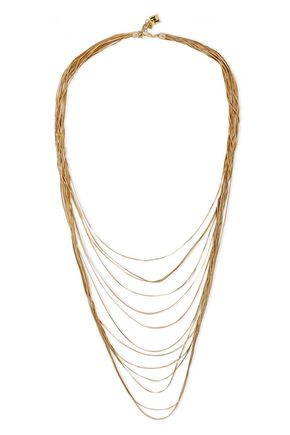 ROSANTICA Gold-tone necklace