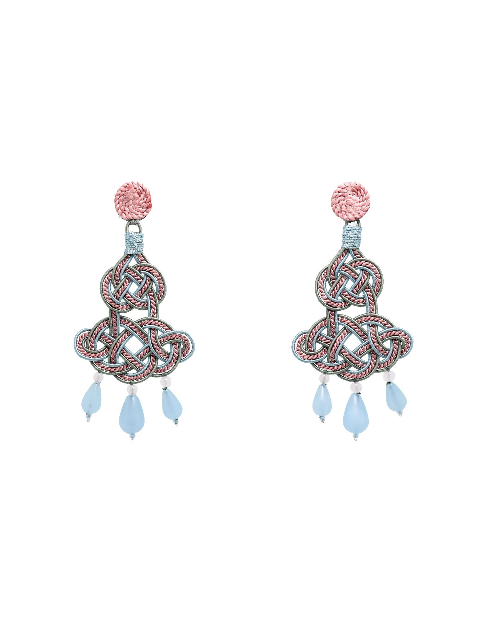 ANNA E ALEX Earrings in Pink