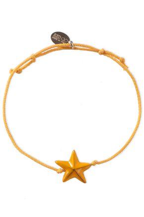 RED(V) Rope acetate bracelet