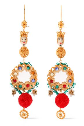 827c4a6b9 Designer Earrings For Women | Sale Up to 70% Off At THE OUTNET