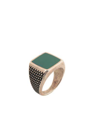 Фото - Мужское кольцо ELEVENTY зеленого цвета
