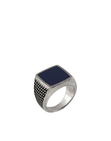 Фото - Мужское кольцо ELEVENTY темно-синего цвета