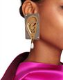 LANVIN Earrings Woman BEWITCHED EARRING f