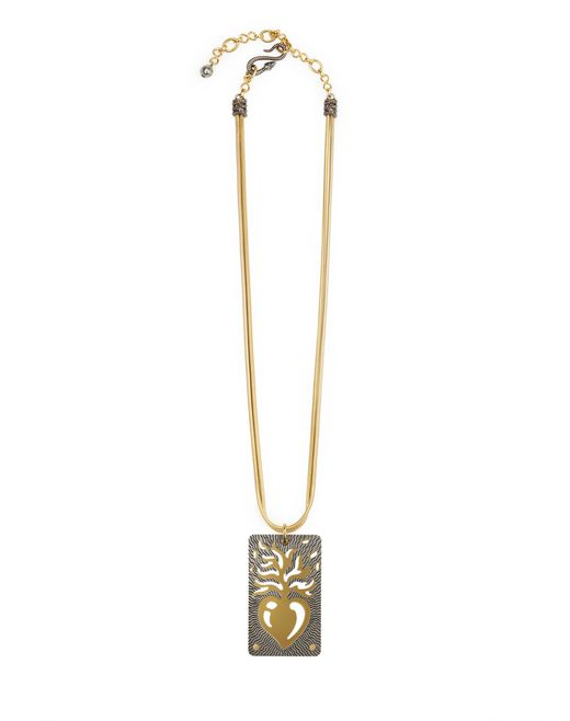LONG BEWITCHED NECKLACE - Lanvin