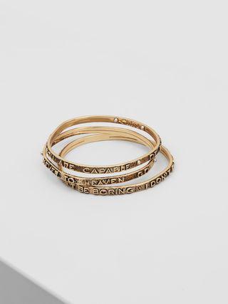 Woody bracelets