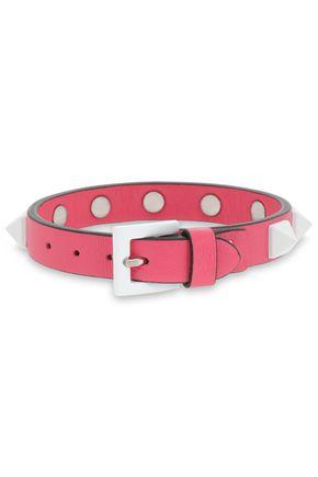 VALENTINO GARAVANI Studded leather bracelet
