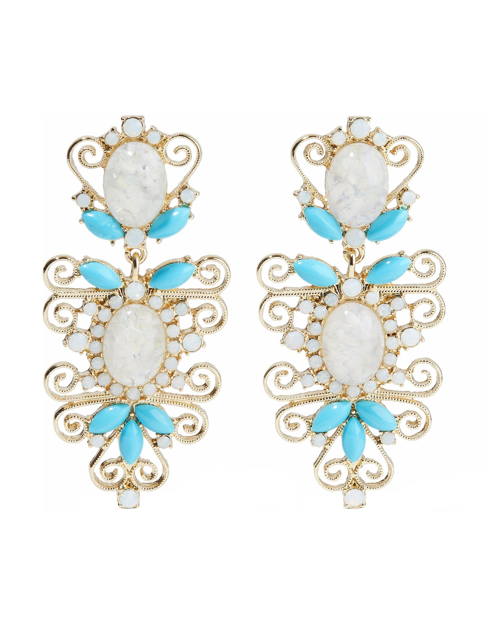 KENNETH JAY LANE | KENNETH JAY LANE Earrings 50225945 | Goxip