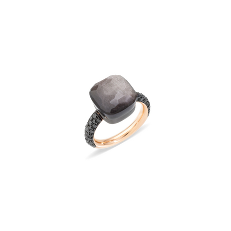 POMELLATO Ring Nudo  A.B401BB E f