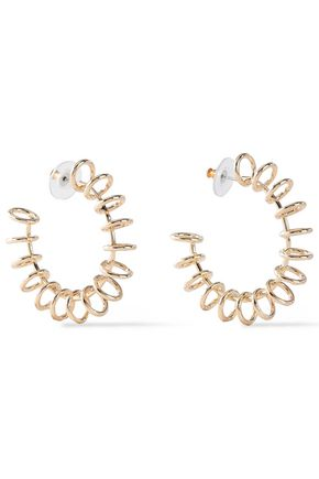 DANNIJO Gold-plated earrings