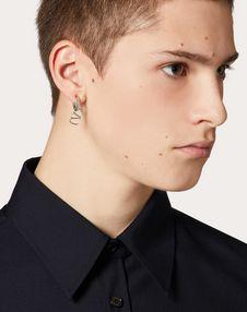 VLOGO Mono earring