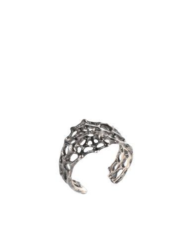 Фото - Женское кольцо BUG BAGUES цвет стальной серый