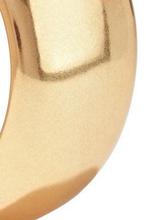 BEN-AMUN 24-karat gold-plated bangle