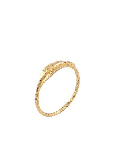 Фото - Женское кольцо PHOEBE COLEMAN золотистого цвета