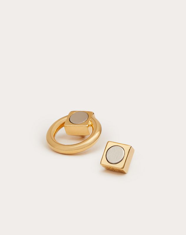 Ringstud Single Earring