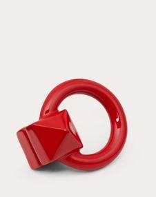 Boucle d'oreille individuelle Ringstud