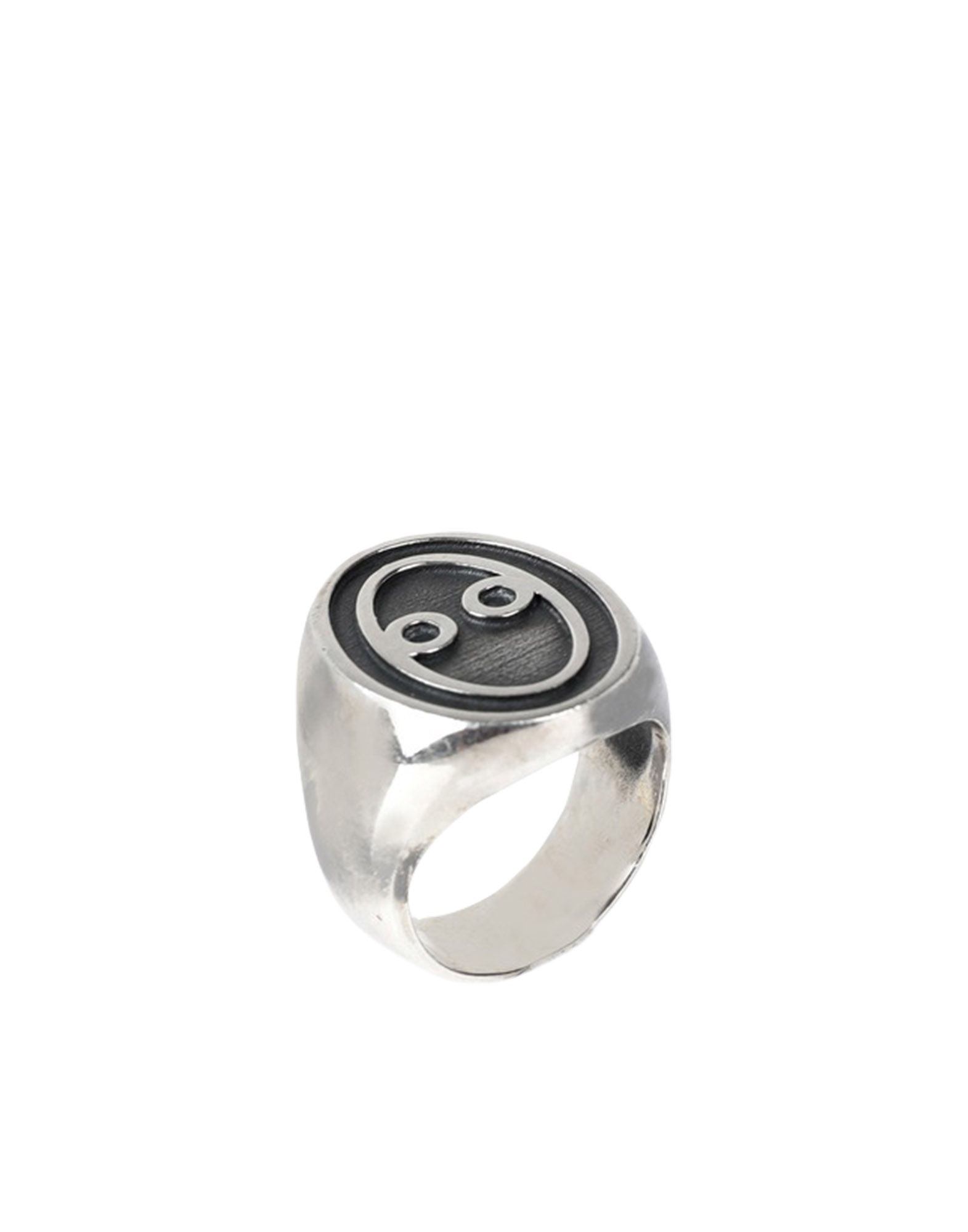 《期間限定セール中》SATURNINO EYE WEAR メンズ 指輪 シルバー 52 金属
