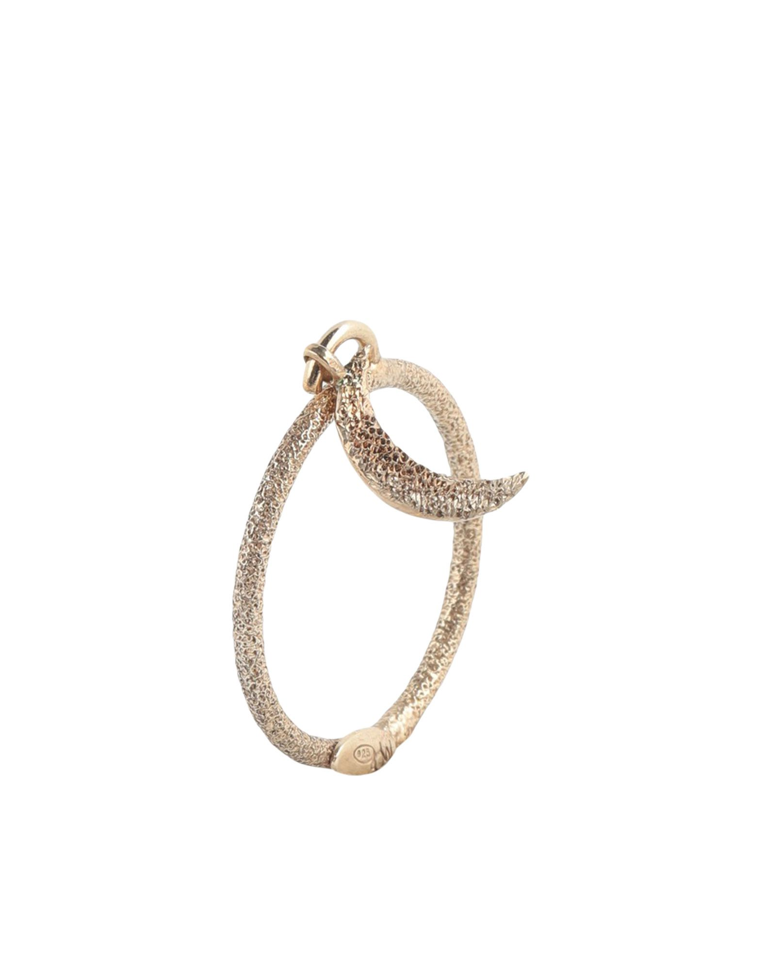 《送料無料》MARIA FRANCESCA PEPE レディース 指輪 ゴールド 17 金属