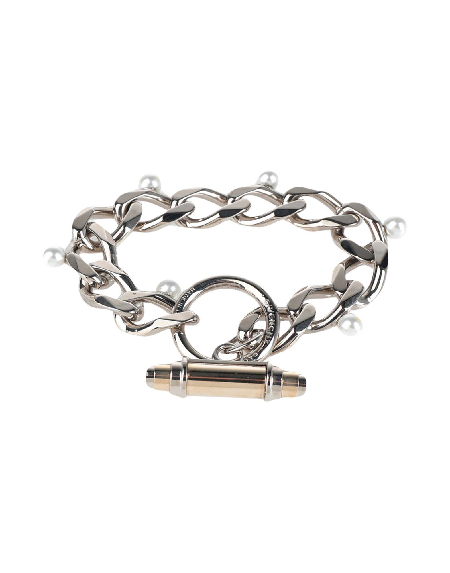 Givenchy Bracelet In Silver