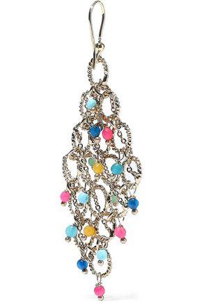 ROSANTICA Coriandolo gold-tone bead earrings