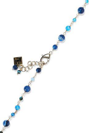 ROSANTICA Menta gold-tone bead necklace