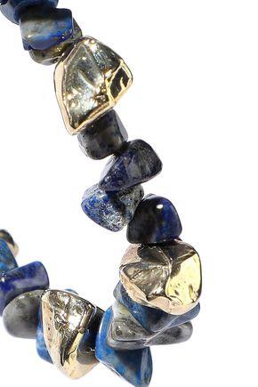 ROSANTICA Gold-tone stone bracelet