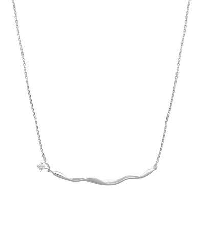 Фото - Ожерелье от P D PAOLA серебристого цвета