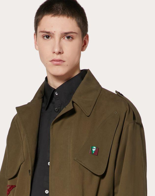 Valentino Garavani Undercover brooch