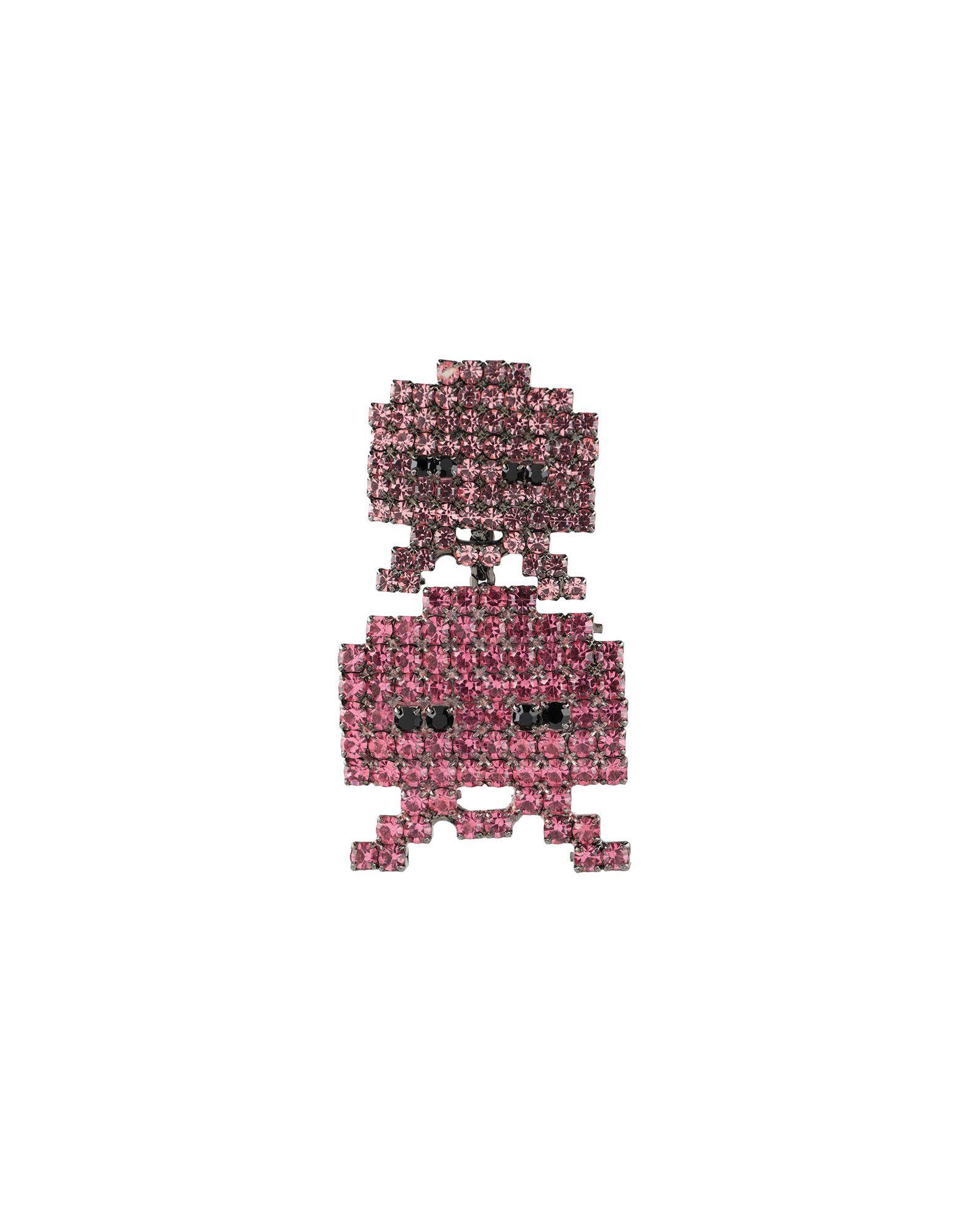 《セール開催中》LISA C BIJOUX レディース ピアス&イヤリング ピンク 金属
