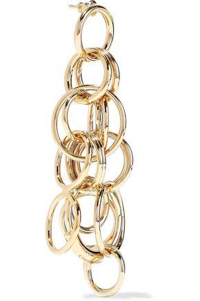 CHLOÉ Gold-tone earrings