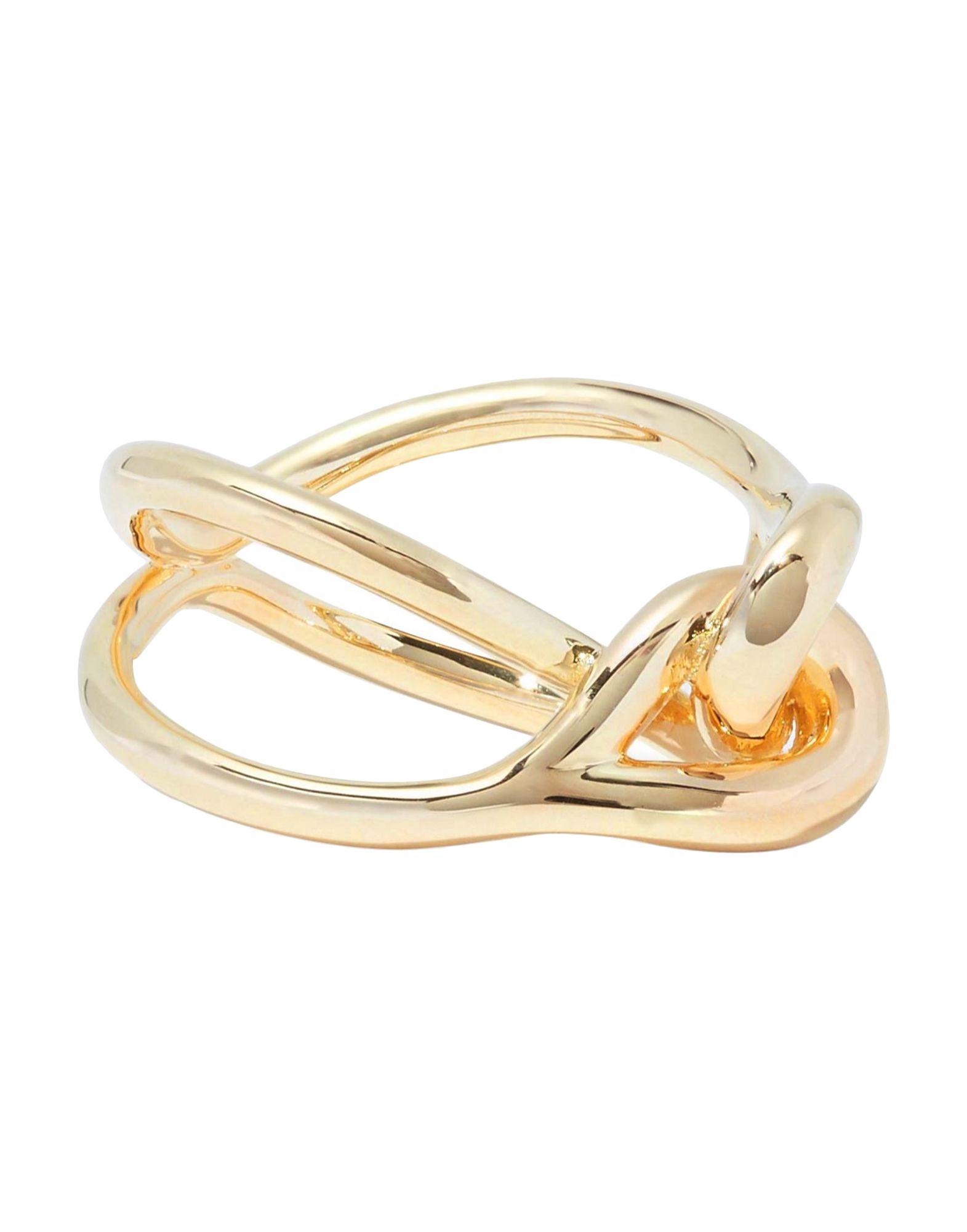 《期間限定セール中》ELIZABETH AND JAMES レディース 指輪 ゴールド 6 金属