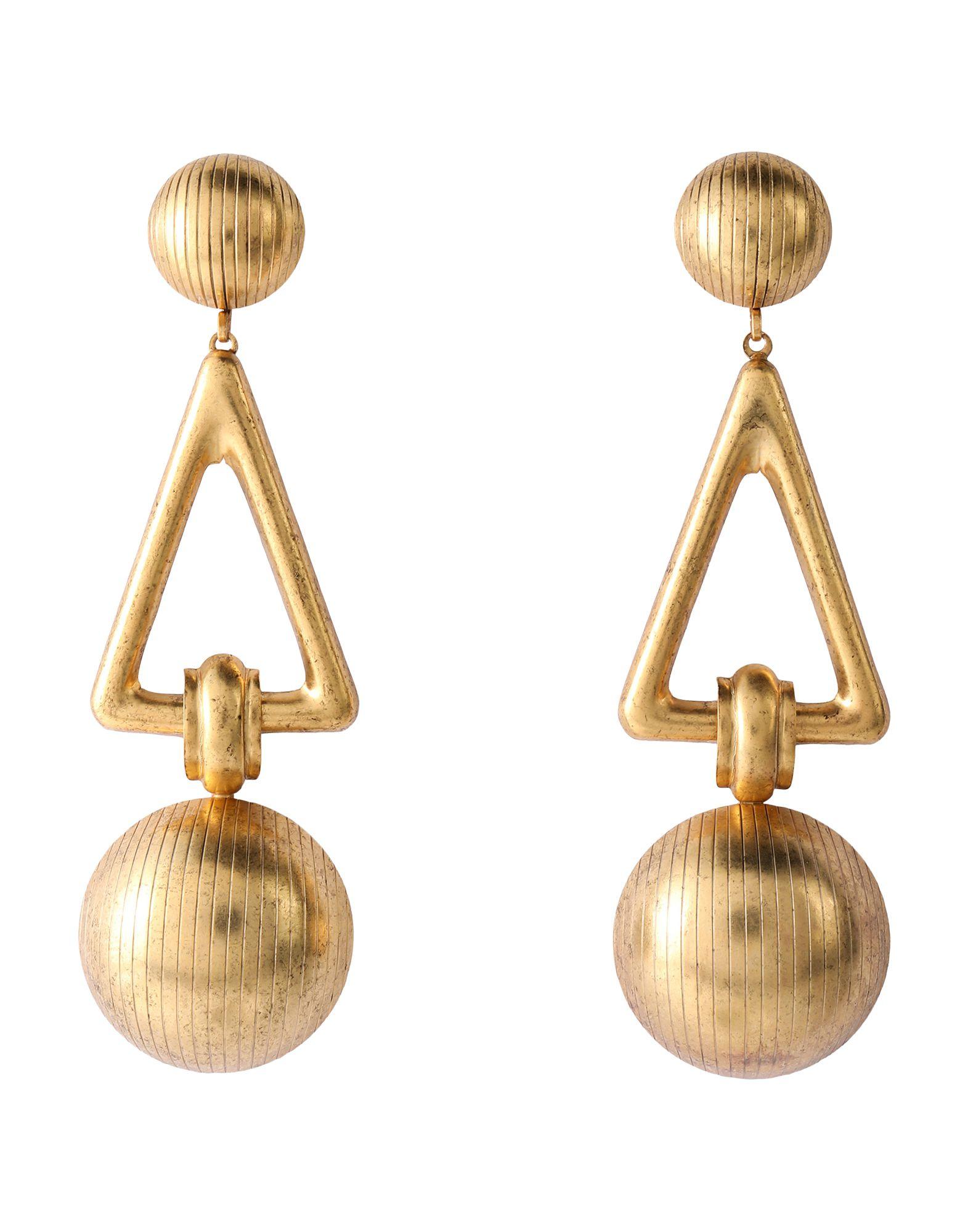 Elizabeth Cole Earrings In Gold